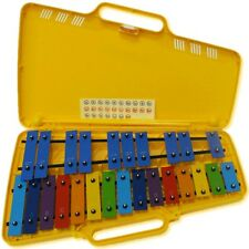 ANGEL AG / AX25N3 Metallofono 25 piastre colorate Glockenspiel