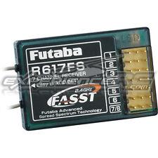 Futaba R617FS 7ch Rx 2.4GHz FASST FUTL7627