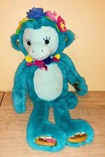 Pottery Barn Kids Lilly Pulitzer Monkey Plush Stuffed Animal Toy No tag