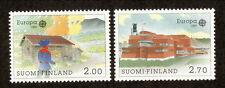 Finland--#817-18 MNH--Europa/Post Offices--1990