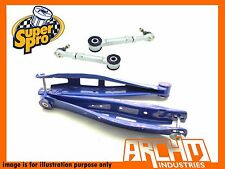 SUPERPRO REAR ADJUSTABLE LOWER CONTROL ARM TO SUIT TOYOTA 86 ZN6 - 2012-on