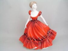 Unboxed Figurine Red Coalport Porcelain & China