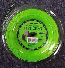 Solinco Hyper G Hyper-G 17 Gauge 1.20mm 656' 200m Tennis String Reel NEW