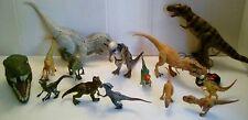 Jurassic Park/Jurassic World Lot of 14 Dinosaur Figures JP - JPIII - JP.07 - JW+