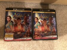 Aladdin ( 4K UHD + ARTWORK+ SLIP COVER)