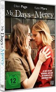My Days of Mercy [DVD/NEU/OVP] lesbische Geschichte mit Kate Mata, Ellen Page