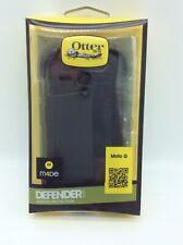 OtterBox Defender Case & Holster For Motorola Moto G 1st Gen - BLACK