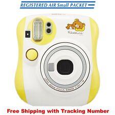 Rilakkuma Fujifilm Instax Mini 25 Cheki Instant Photo Camera Japan Free Shipping