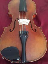 Tamaño Completo violín Antiguo muy antiguo viene con estuche y arco