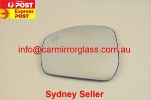 LH MIRROR GLASS FOR LAND ROVER RANGE ROVER SPORT 2013-2020 (BLIND SPOT, AUTODIM)