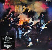 Kiss ‎– Alive! Vinyl 2LP Casablanca 2014 NEW/SEALED 180gm