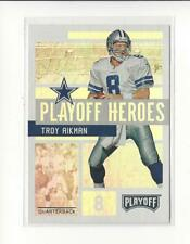2018 Playoff Playoff Heroes #7 Troy Aikman Cowboys