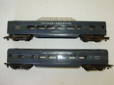C-4 Fair new Plastic OO Scale Model Train Carriages