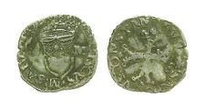 pcc1574_21) CARMAGNOLA Francesco di Saluzzo (1529-1537) Soldino F - M MIR 157/1