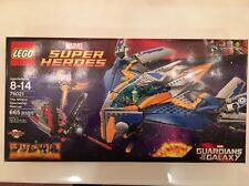 new LEGO Superheroes 76021 The Milano Spaceship Rescue Building Set Fun Toy