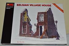 MINIART BELGIAN ARDENNES VILLAGE HOUSE Scala 1:35 cod.MA35015