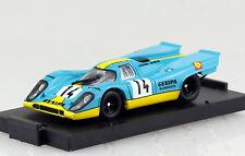 Porsche 917K Monza  #14 1970 1:43 Brumm Modellauto R422