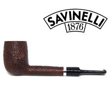 Savinelli Professor Brownblast - 701 - 6mm Filter - Lovat Pipe