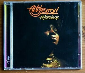 "ANN SEXTON ""ANTHOLOGY"" SOUL BROTHER CD BRAND NEW & FACTORY SEALED BEST OF RARE"