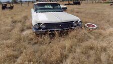 1962 BUICK LESABRE LEFT DOOR HINGE BOLT DRY DESERT WESTERN PART 1961 1963 1964