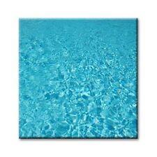 """cc art -CANVAS PRINT ARTWORK - CALM BLUE - 24"""" x 24"""""""