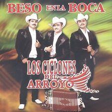 LOS CICLONES DEL ARROYO - BESO EN LA BOCA NEW CD