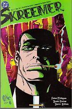 SKREEMER #1-6 - STEVE DILLON ARTWORK -  DC COMICS - 1984