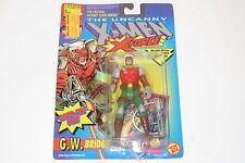 VINTAGE Toy Biz TOYBIZ Action Figure Marvel X-MEN X-FORCE G.W. Bridge MOC
