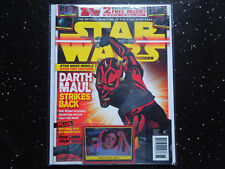 Star Wars Insider Magazine #168 Newsstand Edition by Titan ( Still in bag )