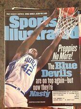 February 22 1999 Elton Brand Duke College Basketball Sports Illustrated Magazine