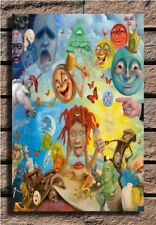 W591 Trippie Redd Life's a Trip Custom Poster 24x36 27x40 Art Fabric