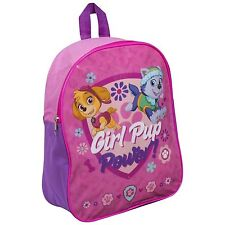 Paw Patrol Birthday Girls School Backpack (Pink)