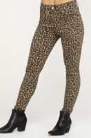 Levi's Women's 720 High Rise Super Skinny Jeans In Hypersoft Leopard Print