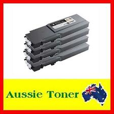 4x Dell C3760 Compatible Toner for Dell C3760dn C3765dnf 3760 3765 Printer