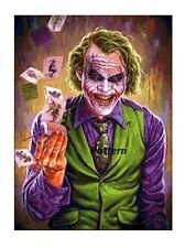 Joker. Cross Stitch Kit.