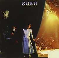 Rush - Exit ... Stage Left [CD]