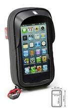 GIVI GPS + Smartphone-Tasche für I-Phone 5 / 5S inkl. Halter S955B
