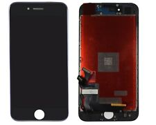 iPhone 7 Display schwarz Retina Glas 3D NEU