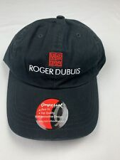 Authentic Roger Dubuis Watch Baseball Cap, 100% Cotton, Adjustable