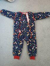 Jojo Maman Bebe sleep snuggler sleepsuit sleeping bag 2-3 years, 2.5 tog
