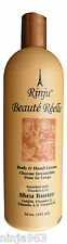 Rinju Beaute Reelle Body & Hand Cream With Shea Butter