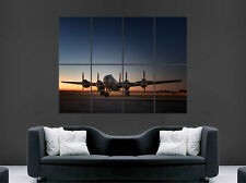 B29 AEROPLANE POSTER  BOMBER CLASSIC WORLD WAR LARGE PICTURE  GIANT HUGE