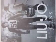 AYRTON SENNA_LIU-JO jeans_pubblicità originale del 2011_advertisement_werbung