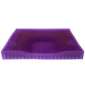 Wondergel / Purple PSCUMT01 Purple Seat Cushion Extra Thick/wide