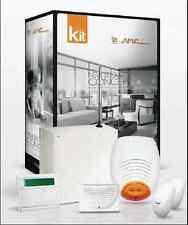 KIT ANTINTRINTR ALLARME C24 GSM +TASTIERA K-VOICE+SIRENE+SENS. AMC KIT186 - 501