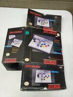 Super Nintendo SNES Super Advantage Controller Box Only (i30)