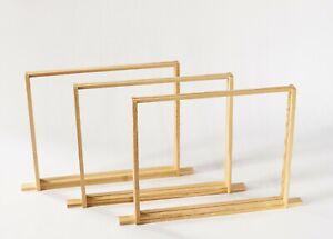 """14""""x12"""" deep brood Hoffman Self Spacing frames B.S. National beehive 20 pieces"""