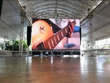 16ft x 9ft Turn Key HD LED Video Wall System! Amazing Video Panels!