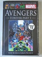 Marvel Graphic Novel Collection #12 Avengers Forever Part 1 - Hardback