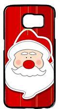 For Samsung Galaxy Models Christmas Holiday Gift Idea Funny Santa Case Cover